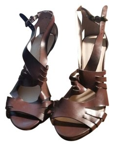 Style & Co Brown Sandals