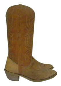 Dingo Cowboy Leather Vintage Vintage brown Boots