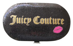 Juicy Couture Juicy Couture Limited Edition Manicure Nail Set - Black Glitter - NEW