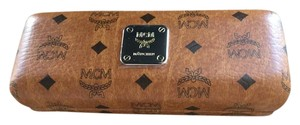 MCM MCM EYEGLASS /JEWELRY CASE with CLEANING CLOTH
