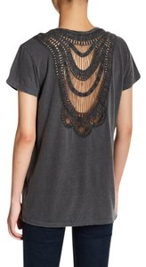 PAM & GELA T Shirt charcoal