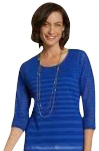 8cccd793299b6 Blue Chico's Blouses - Up to 70% off a Tradesy