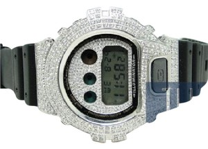 G-Shock Casio Mens G Shock 6900 Simulated Diamond Watch