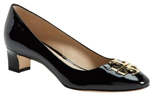 Tory Burch BLACK/ GOLD Pumps