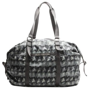 Juicy Couture Grey Travel Bag