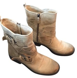 Guess Beige Boots