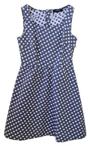 The Limited Polka Dot Office Dress