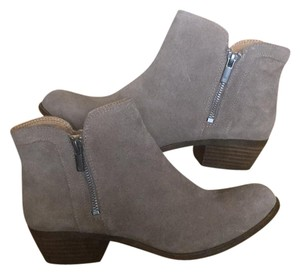 Lucky Brand Brindle, Taupe Boots