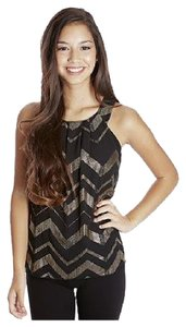 IZ Byer California Top Black, Gold