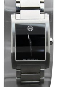 Movado MOVADO Sapphire Crystal Stainless Steel Men's Wrist Watch,22.1.14.1101