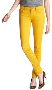 Ann Taylor LOFT Curvy Skinny Colored Casual Resort Skinny Jeans