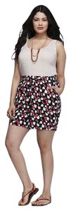 Lane Bryant Bermuda Shorts VACATION FLORAL MULTI COLOR