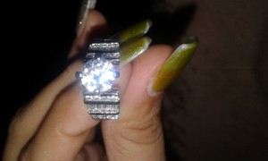 Swarovski Beautiful Wedding Ring