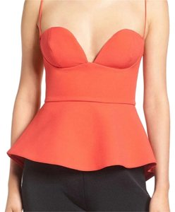 Kendall + Kylie Top Paprika