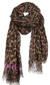 Louis Vuitton Louis Vuitton leopard stole