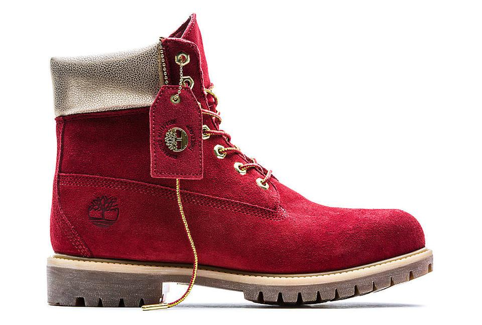 Timberland Red   Gold Summer Sale Limited Edition