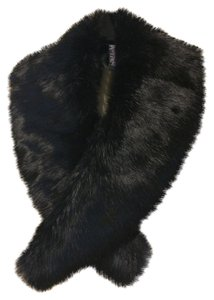 Laundry by Shelli Segal fur collar