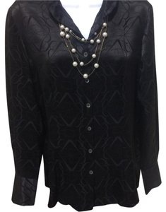 Brooks Brothers Top black