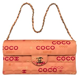 Chanel Cc Choco Shoulder Bag