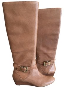 Jessica Simpson Tan Boots