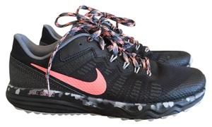Nike Black/Grey/Coral Athletic