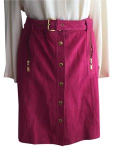 Michael Kors Skirt hot pink