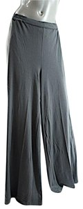 Eskandar Cashmere Silk Softest Knit Comfortable Relaxed Pants Grey