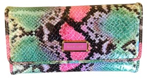 Nine West Nine West Faux Snakeskin Wallet