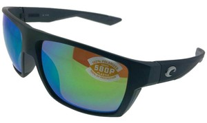 Costa Del Mar BLK124OGMP Bloke Men's Black Frame Polarized Sunglasses
