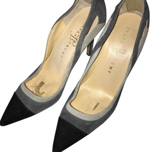 Ivanka Trump black and grey Pumps