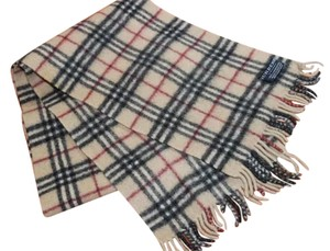 Burberry Burberry Lambswool Scarf Small