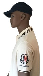Moncler T Shirt Ivory