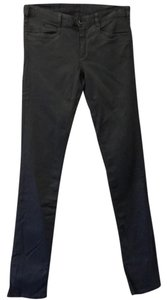 Theory Straight Leg Jeans-Coated