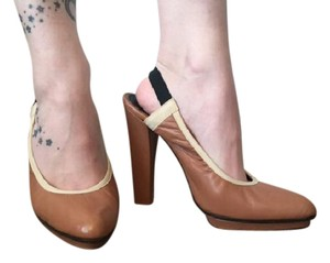 Marni brown Pumps