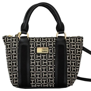 Tommy Hilfiger Satchel in Black