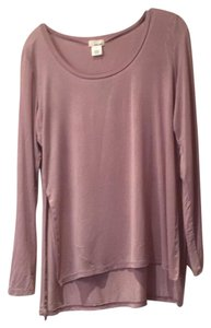 Wet Seal T Shirt Dusty rose