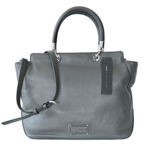 Marc by Marc Jacobs Tote Satchel in Grey