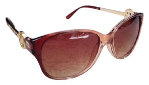 Michael Kors Michael Kors Brown Signature Sunglasses
