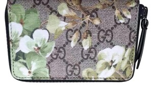 Gucci blooms wallet for card and coin