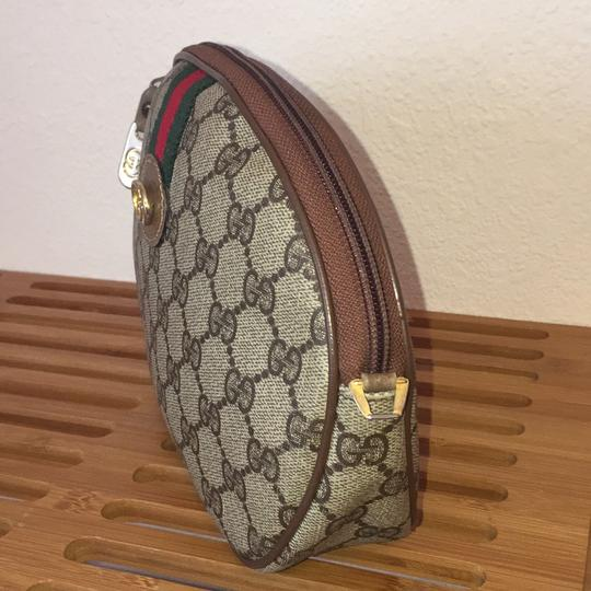 Gucci Monogram Green and Red Web Stripe - 79% Off Retail