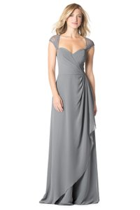 Bari Jay Shadow Bari Jay Bridesmaid Dress L-1628 Shadow Size 10 Dress