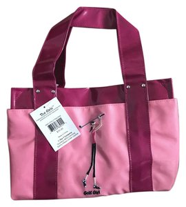 The Girls Tote in Pinl
