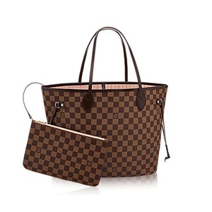 Louis Vuitton Tote in Demier Rose Ballerine