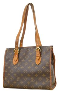 Louis Vuitton Popincourt Haut Monogram Canvas Neverfull Shoulder Bag