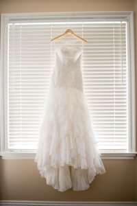 Essense Of Australia D1222 Wedding Dress