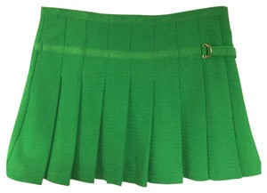 Urban Outfitters Mini Skirt Green