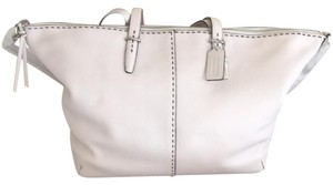 Coach Tote in Pale Pink