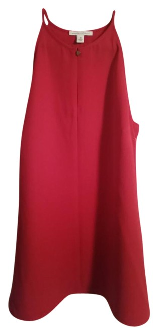 Item - Red Halter Top Size 14 (L)
