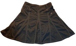 Athleta Athleta Whatever Skirt/Skort, Gray