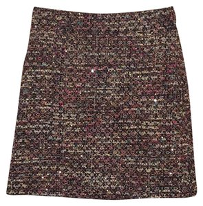 Ann Taylor Skirt Multi-color